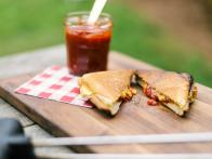 Pie Iron Grilled Cheese Recipe