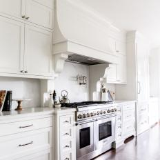 Amazing Custom Cabinetry Vent Hood