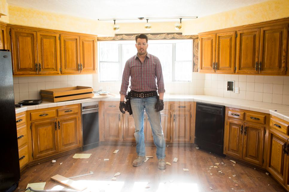 Before-and-After Kitchens From Drew and Jonathan Scott ...