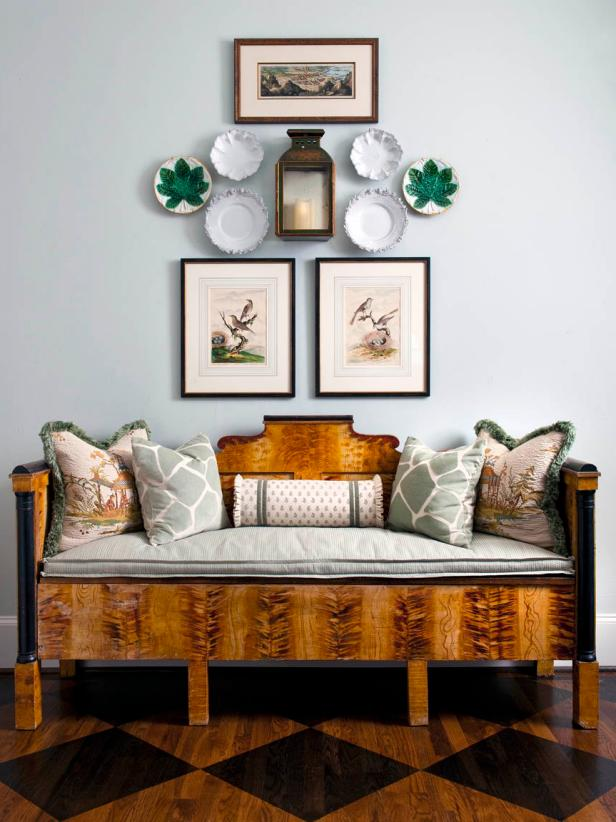 20 Living Room Wall Decor Ideas Hgtv