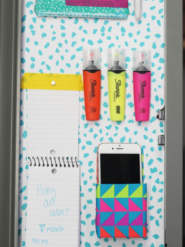 22 DIY Locker Decorating Ideas | HGTV