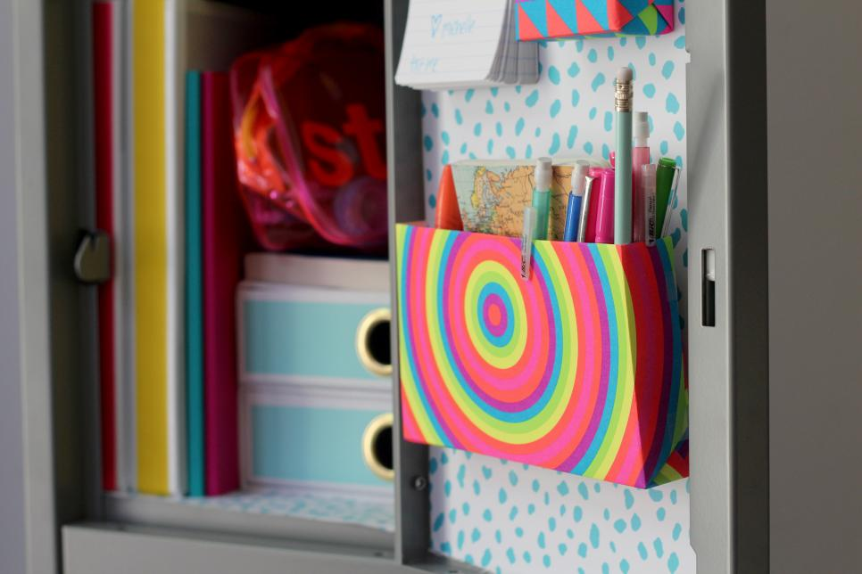 22 diy locker decorating ideas hgtv