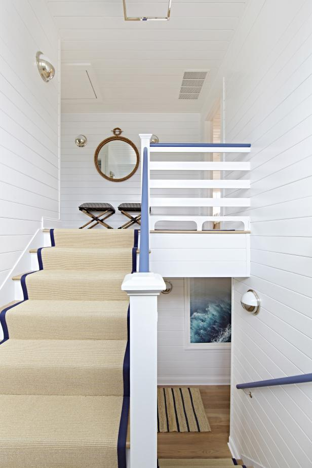 Beach Home's Staircase