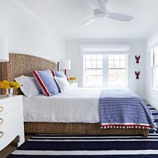 Coastal Bedroom Photos | HGTV