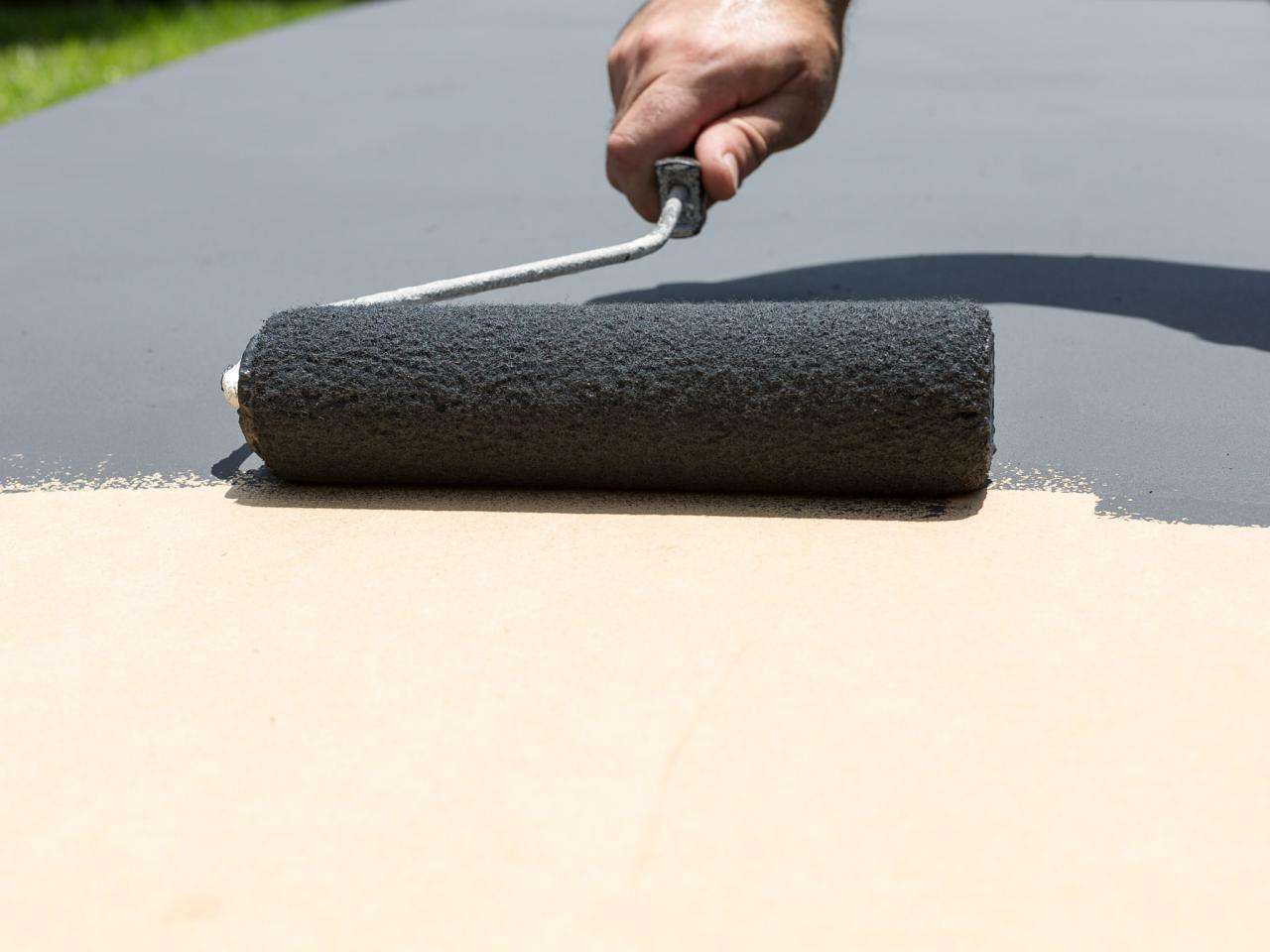 Make And Install An Outdoor Chalkboard
