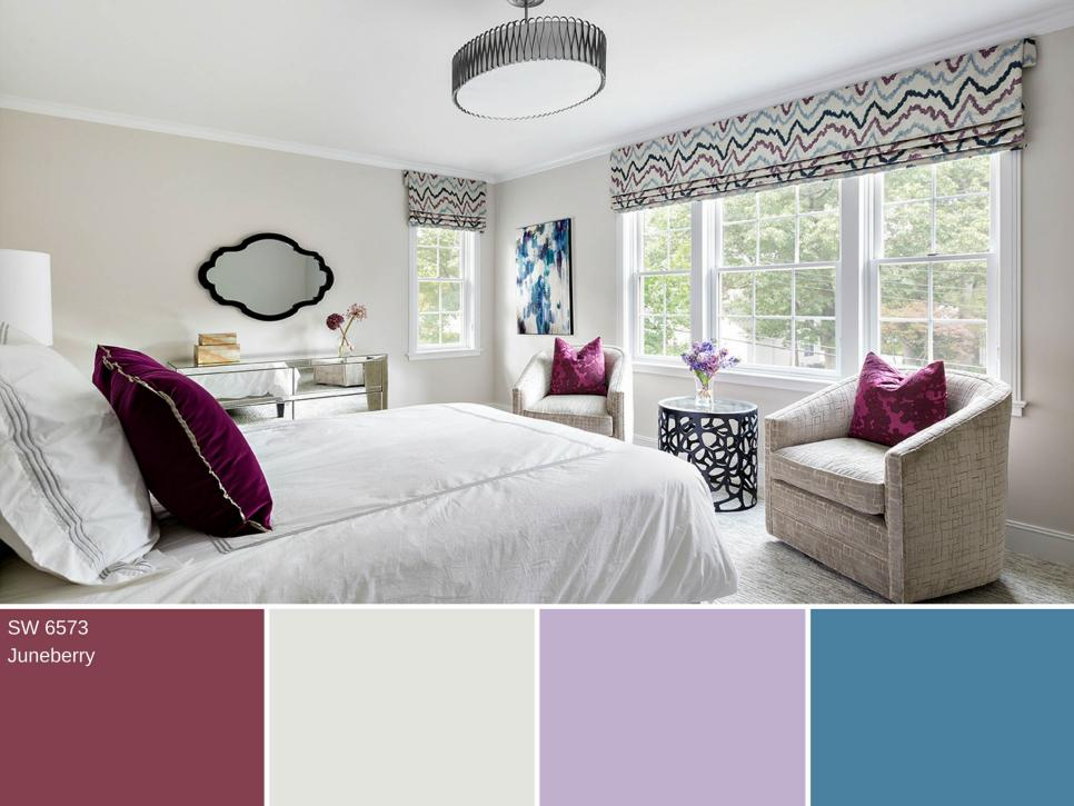plum colored bedroom ideas 14 ways to decorate with plum color palette and schemes 16780