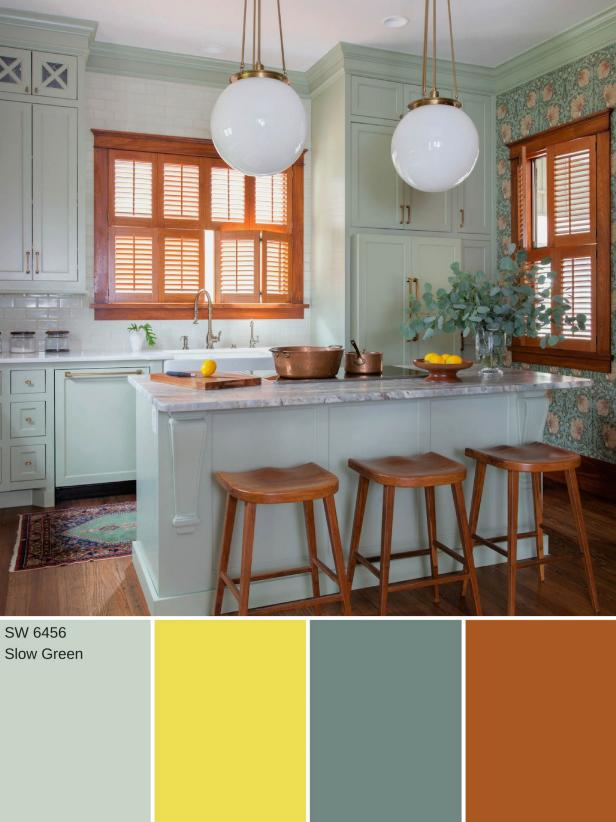 Accent Colors For Sage Green Soft Sage: The Subtle Green That Works as a Neutral