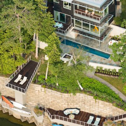 waterside retreats design