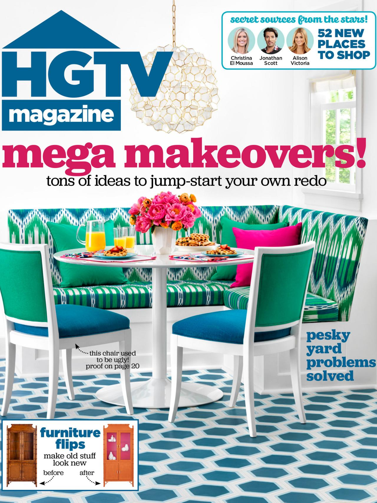 HGTV Magazine: September 2016 | HGTV