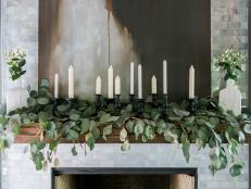 Wonderful 20 Pinterest Worthy Holiday Mantel Designs To Copy Now 20 Photos