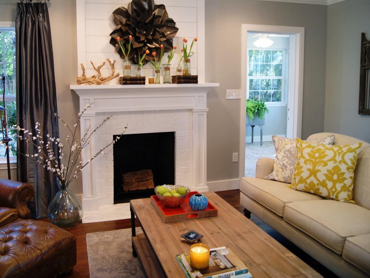 living room with fire place photos hgtv s fixer with chip and joanna gaines hgtv 21564