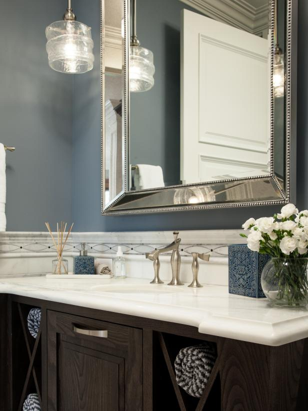 ideas small bathrooms small bathroom ideas on a budget hgtv 904