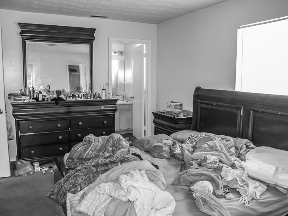 before and after bedroom makeover pictures affordable before and after bedroom makeovers hgtv 20299