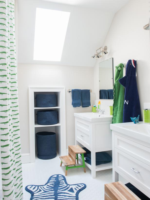 20 Kid Friendly Bathroom Design Ideas Hgtv