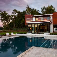 Luxe, Contemporary Guest House With Pool