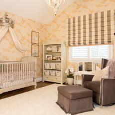 Romantic Girl's Nursery