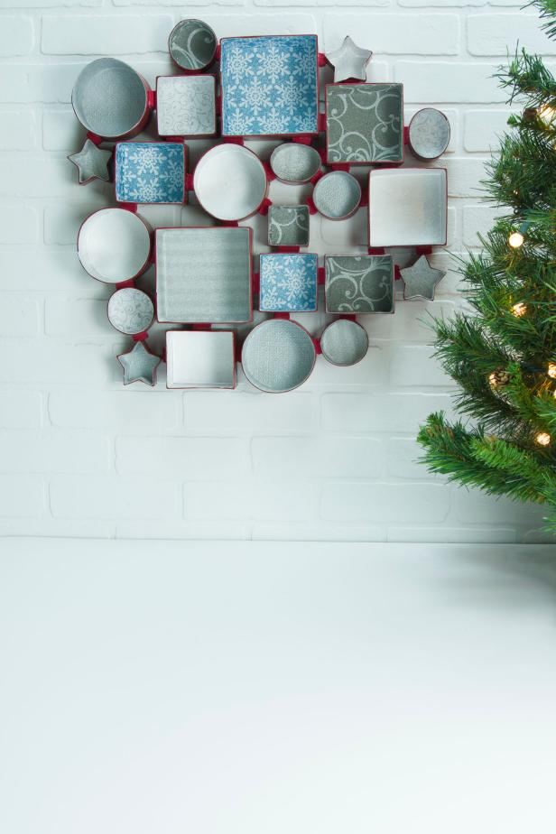 HGTV shows you how to make a unique holiday advent calendar