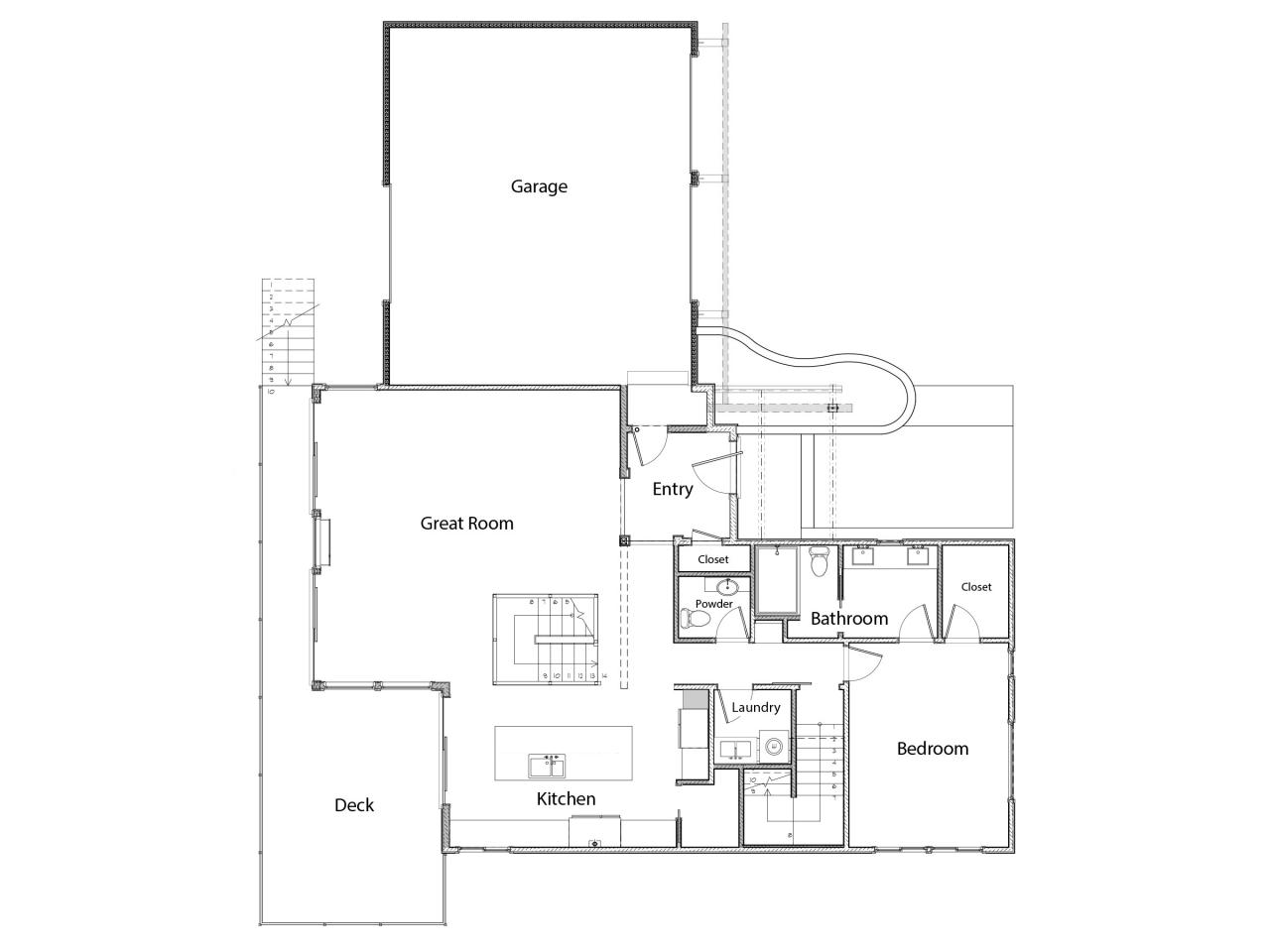 Discover the floor plan for hgtv dream home 2018 hgtv dream home third floor malvernweather