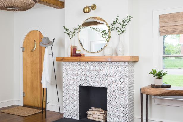 Our Favorite Fireplaces From Fixer Upper Hgtv S Fixer