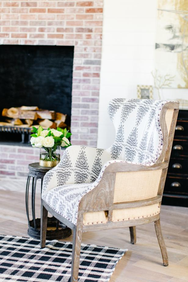 Stunning Accent Chair Brings Subtle Texture To The Modern