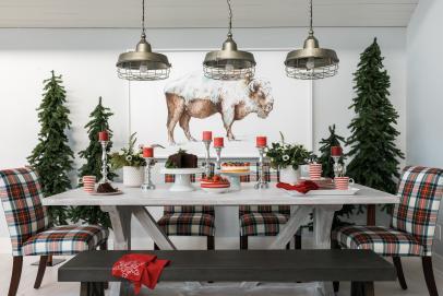 60 Best Christmas Table Centerpieces Diy Christmas Centerpiece Ideas Hgtv
