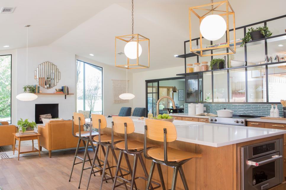 Best Fixer Upper Kitchens