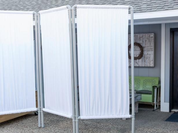 Wonderful DIY PVC Pipe Privacy Screen