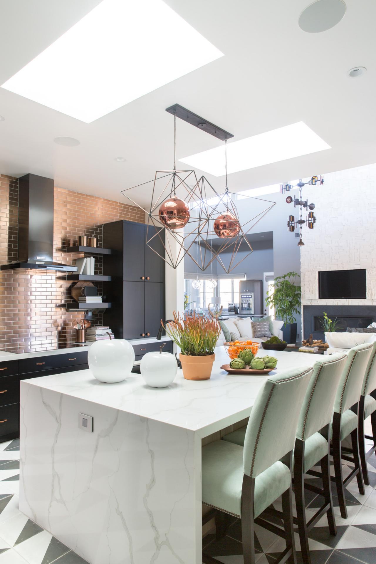 Pick Your Favorite Kitchen | HGTV Smart Home 2018 | HGTV