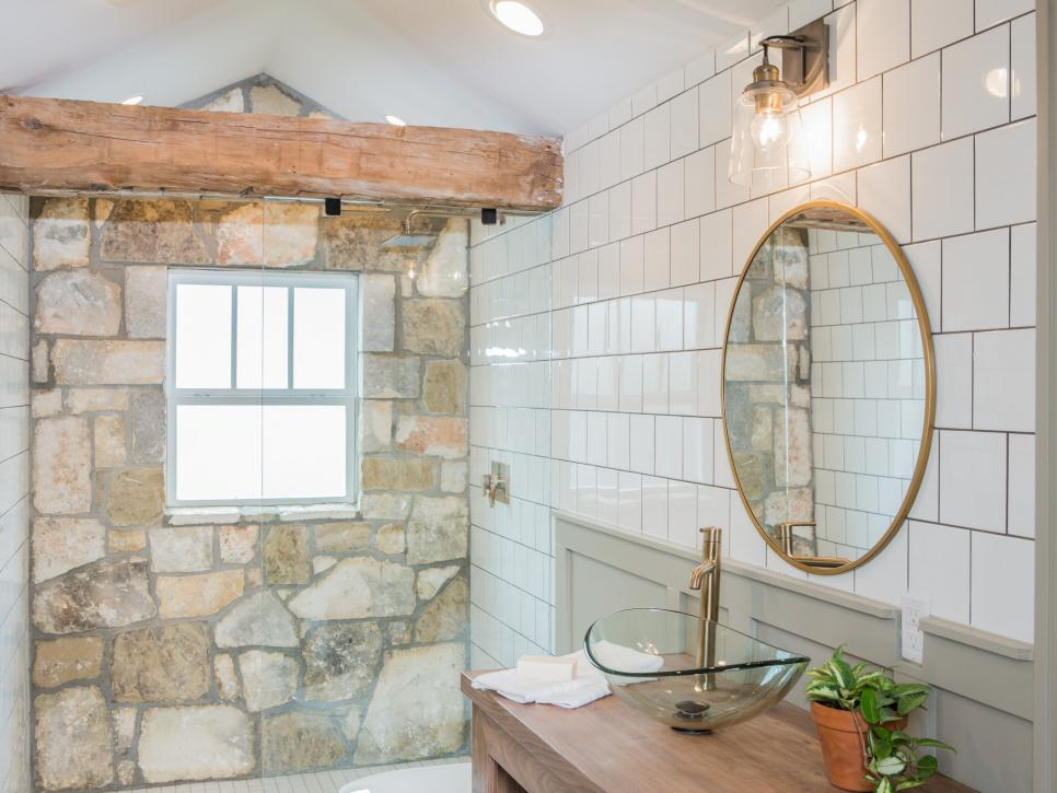 The 15 Best DIY Bathroom Projects | DIY