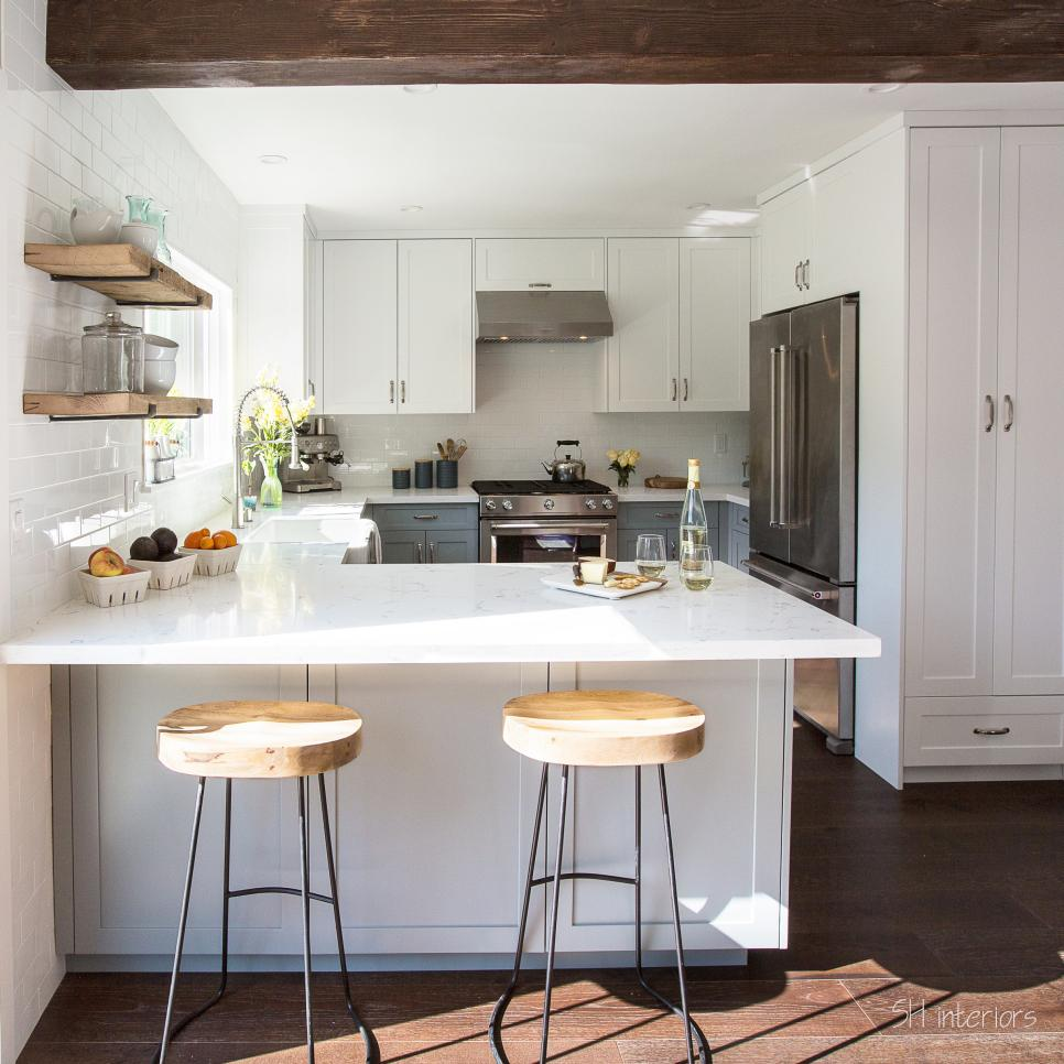 10 Design Ideas To Steal For Your Tiny Kitchen Hgtv