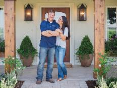 Chip and Joanna help a couple with visions of the country life create a dream home with a European farmhouse feel.