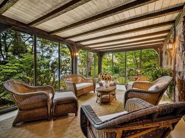 Sunroom Decorating and Design Idea Pictures | HGTV