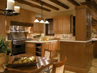 Beautiful and Functional Chef's Kitchen