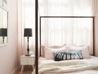 Light, Airy, Feminine Master Bedroom
