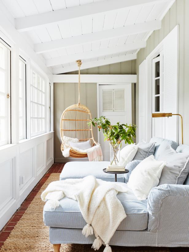 20 Gorgeous Sunroom Design Ideas Hgtv