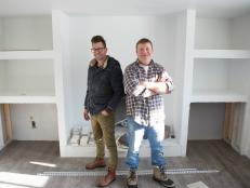 Best friends Clint Robertson and Luke Caldwell's house-flipping series, Boise Boys, has been picked up for a six-episode series.