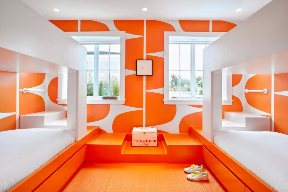 Modern, Colorful Kids\' Rooms   HGTV