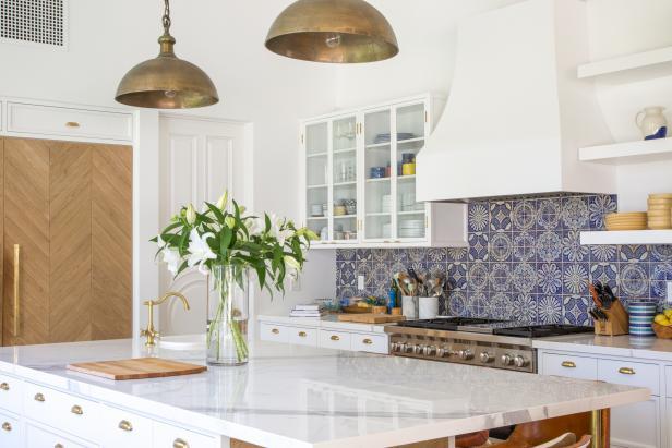 30 Gorgeous Kitchen And Bathroom Design Ideas Hgtv