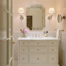 Touch of Romance Master Bathroom