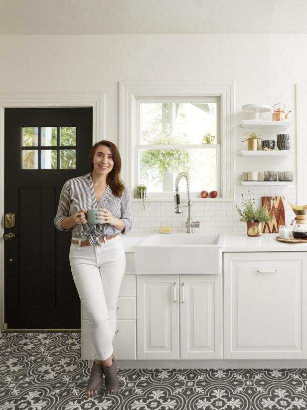 Decorating Inspiration From a Budget Kitchen Renovation | HGTV