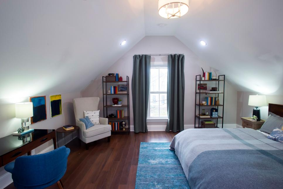 Chic Bedrooms With Mattresses On The Floor Hgtv