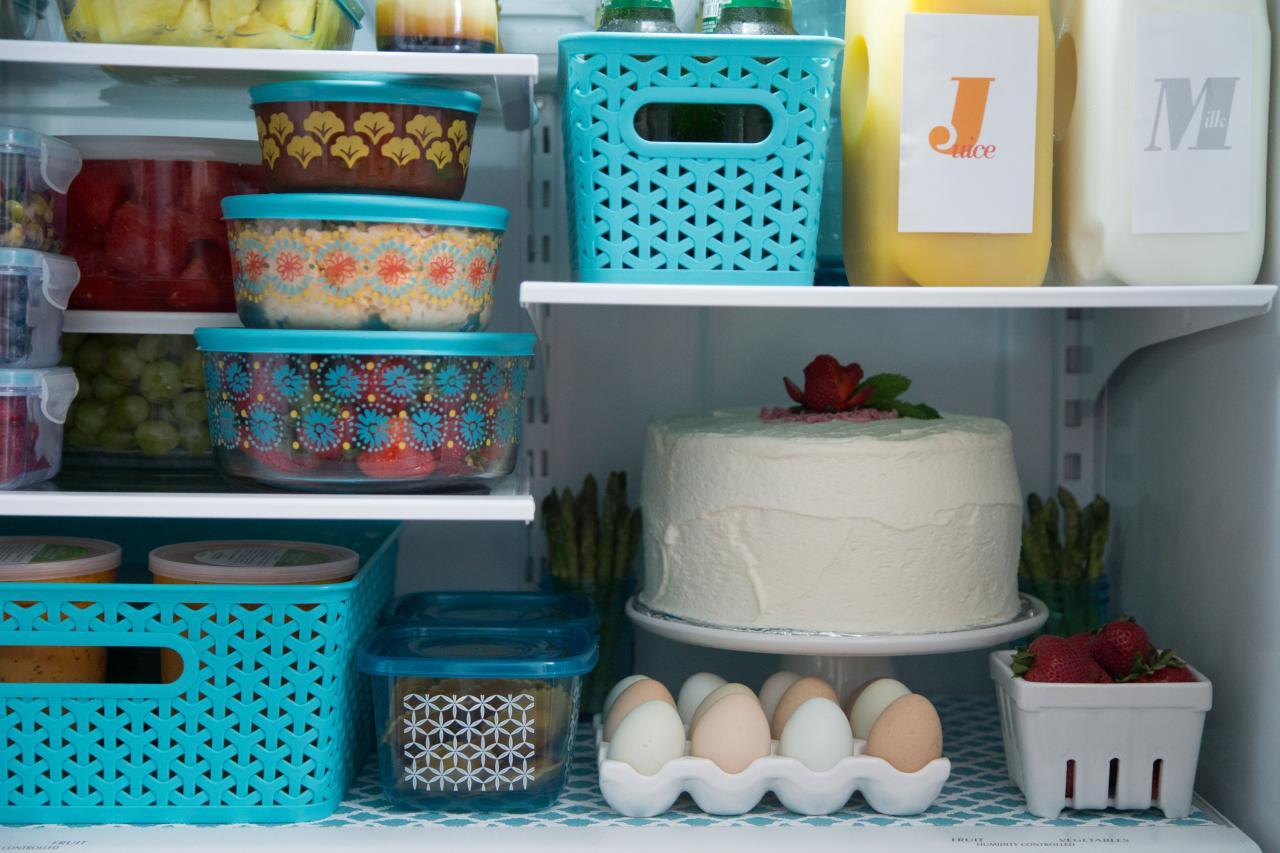 Organize Refrigerator Ideas