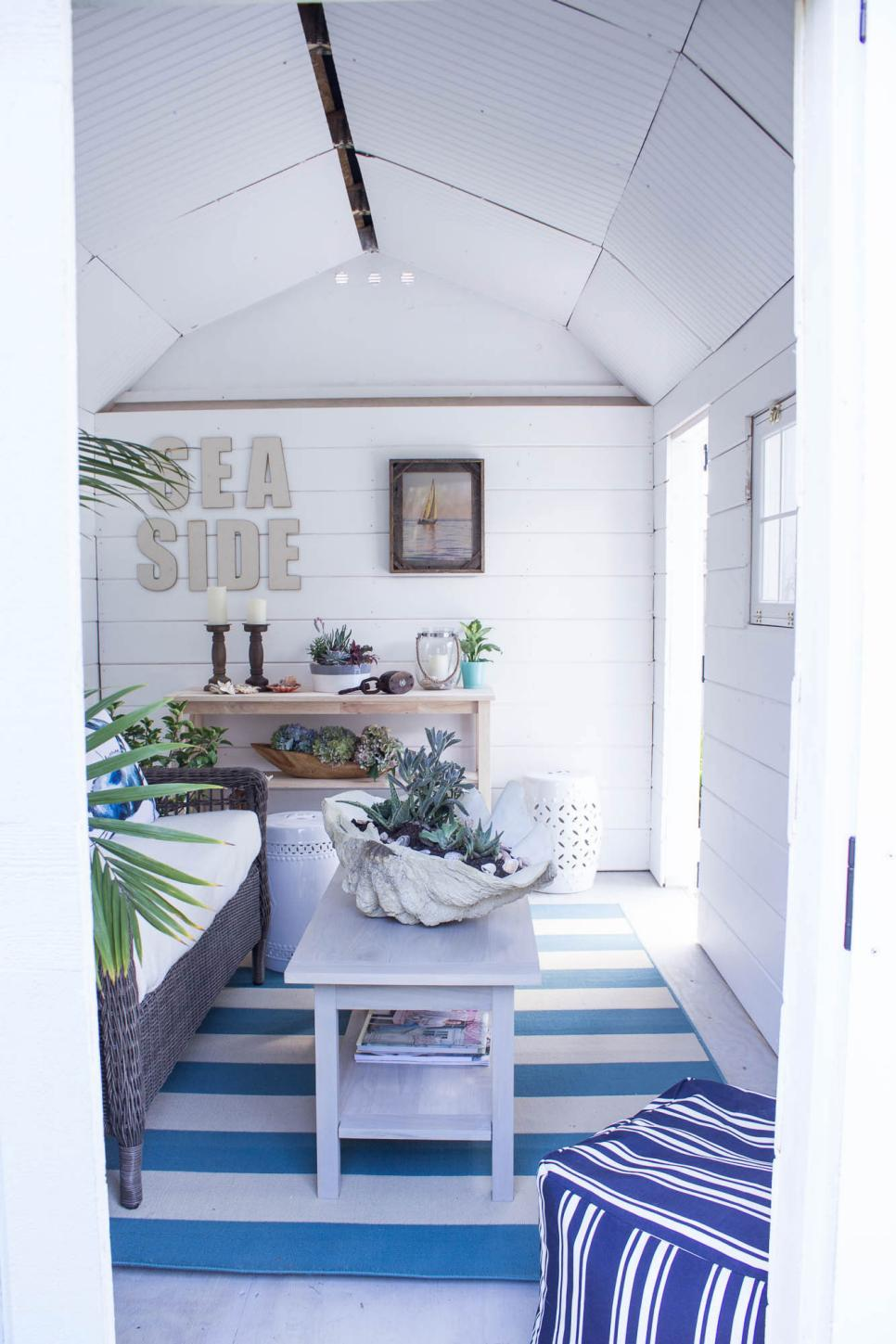 Inspiring Ideas for Shed Makeovers | Room Makeovers to ...