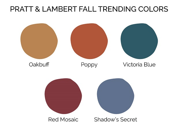 Fall Color Trends