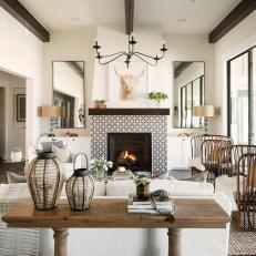 Country Living Room Photos | HGTV