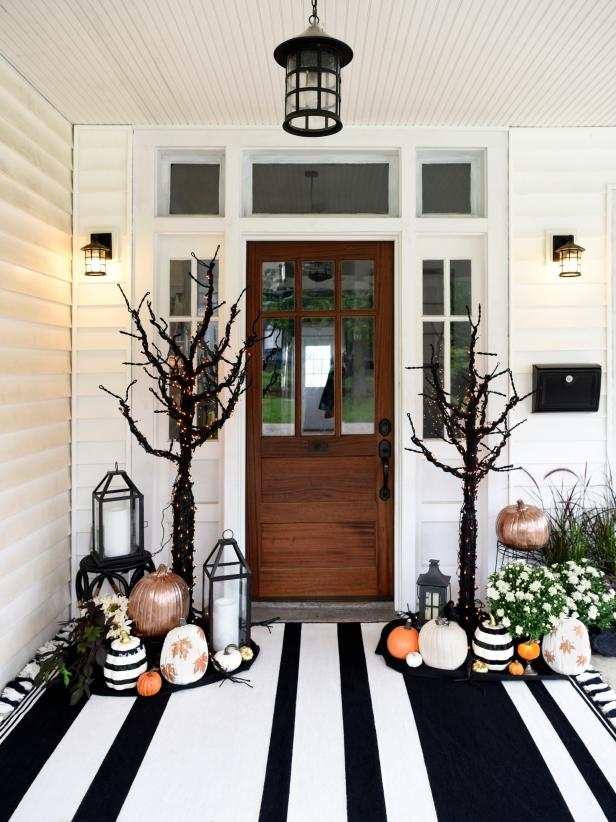 100 Diy Halloween Decorations Easy Halloween Decor Ideas Hgtv