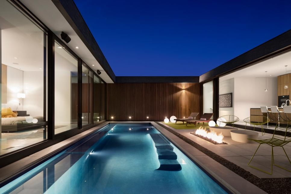 Amazing Plunge Pools | HGTV