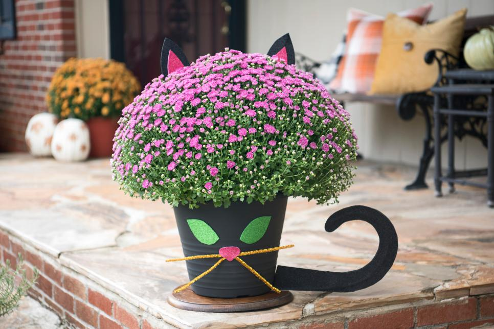 52 Diy Halloween Crafts For Kids Hgtv