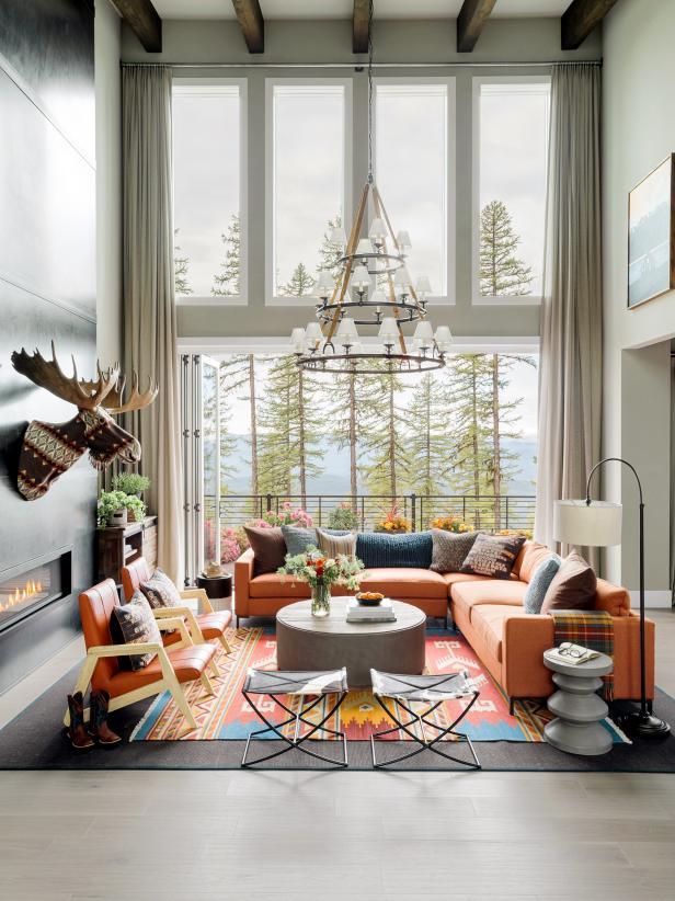 HGTV Dream Home 2019: Great Room Pictures | HGTV Dream ...