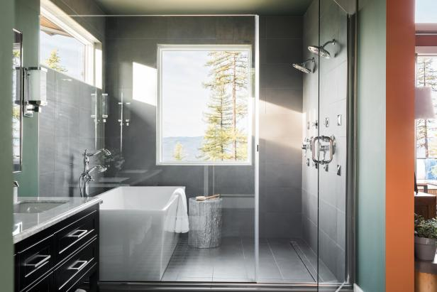 Hgtv Dream Home 2019 Master Bathroom Pictures Hgtv